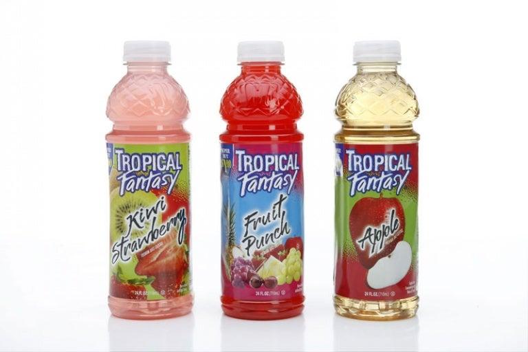 Tropical Fantasy drankje