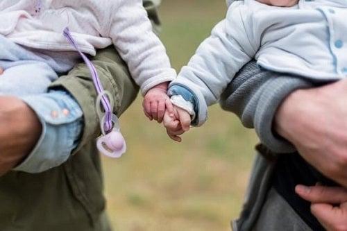 Vriendschap tijdens de vroege kinderjaren