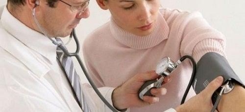 Wat is een hoge bloeddruk