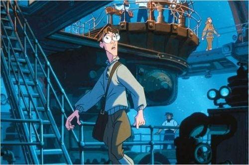 Atlantis film met een verhaal