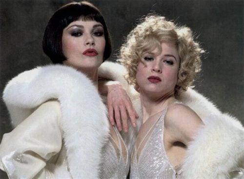 Personages uit de film Chicago