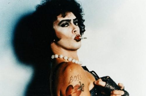 Personage uit the rocky horror picture show