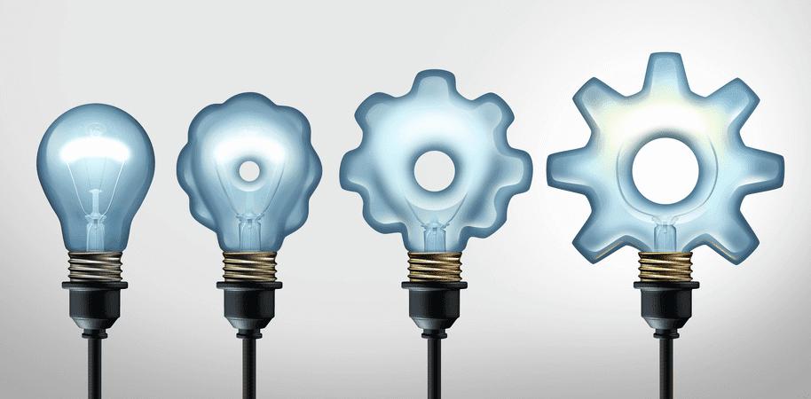 Varianten van lampjes