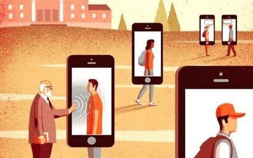 Zygmunt Bauman: hoe sociale media ons verstrikt