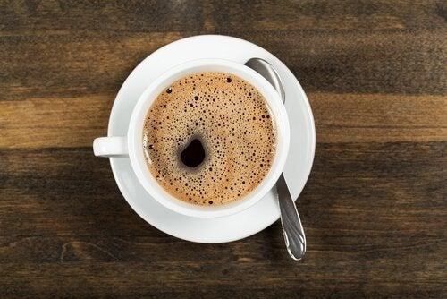 Cafeïne kan verslavend werken