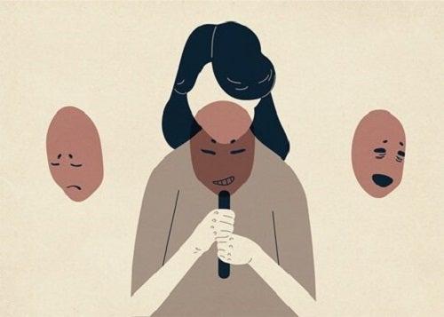 Wat zijn de drie maskers van pathologisch narcisme?