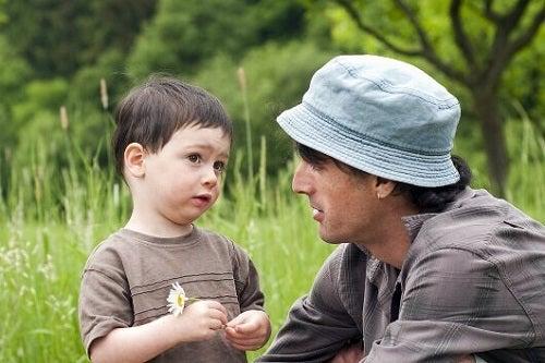 De nieuwsgierigheid van kinderen