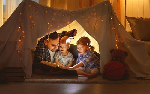 De rol van het gezin bij het leren lezen