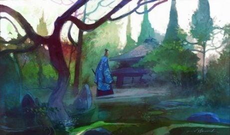 Een oud Zenverhaal met een les