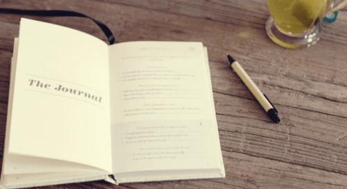 Het Vijf Minuten Dagboek