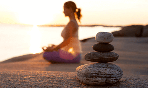 Mediteren en dankbaar zijn