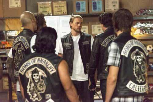 Sons of Anarchy en een cultuur van geweld