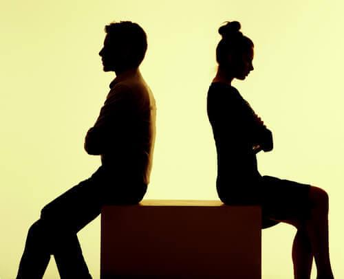 Te lang wachten om je partner te verlaten