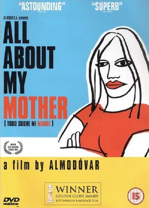 Todo Sobre Mi Madre, een film over vergeten groepen