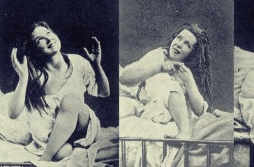 Vrouwen en hysterie