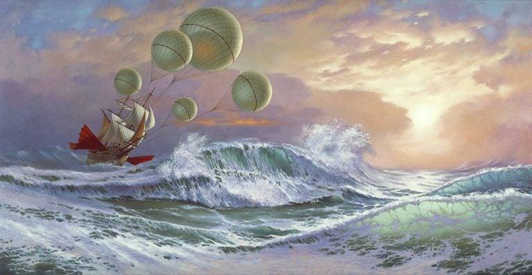 Morels Uitvinding, een prachtstuk over onsterfelijkheid