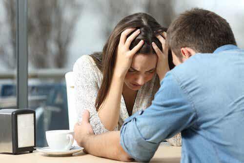 5 lessen om te leren na een onverwachte relatiebreuk