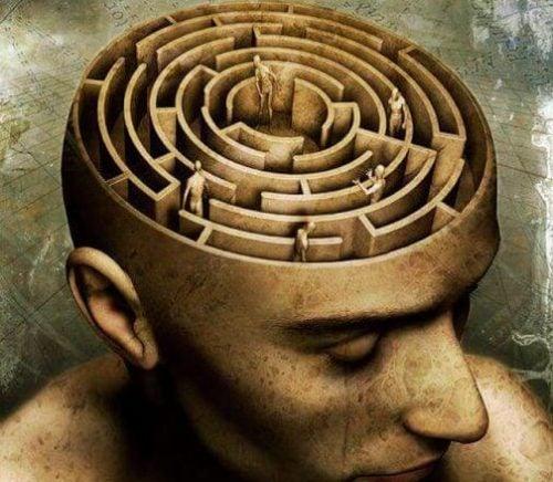 Doolhof als hersenen