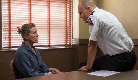 Frances McDormand en Woody Harrelson