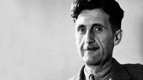 1984, geschreven door George Orwell