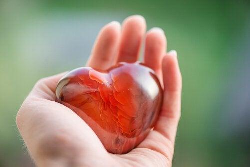 Hart in hand volgens de wetten van overvloed