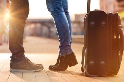 Intimiteit onderhouden met je partner op lange afstand