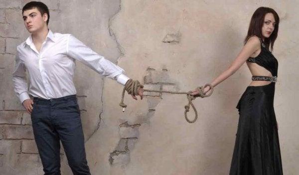 Codependency binnen een relatie