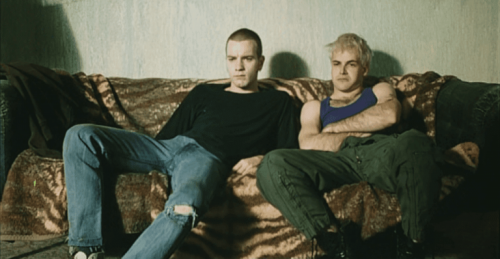 scene uit trainspotting