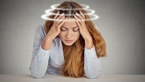 Duizeligheid veroorzaakt door angst: zo los je het op