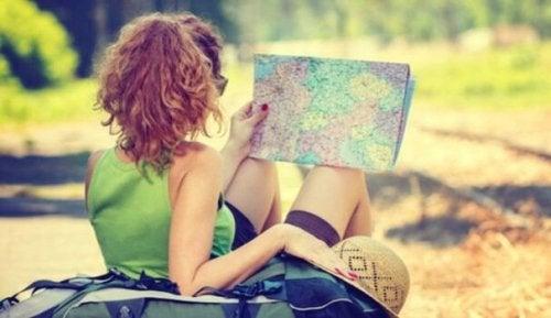 Reizen verbetert de gezondheid van je hersenen