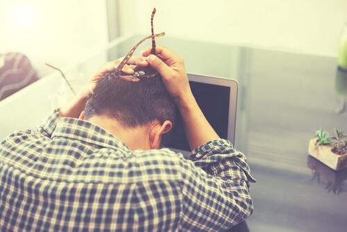 Drie ernstige gevolgen van werkgerelateerde stress