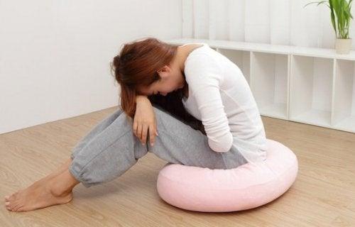 De manier waarop stress vrouwen treft