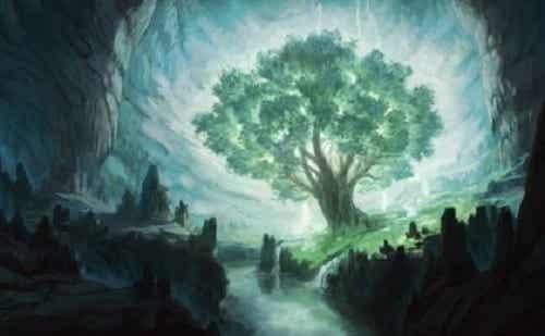 De wensboom, een zeer bekend verhaal van Osho