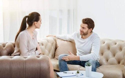 Evenwicht vinden in het gesprek