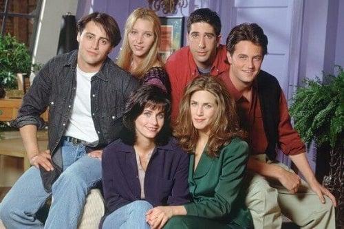Hoe de serie Friends bepalend geweest is voor een generatie