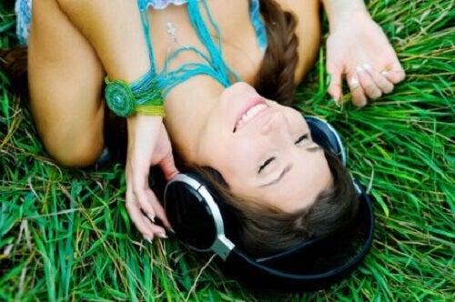Muziek beluisteren verbetert je welzijn