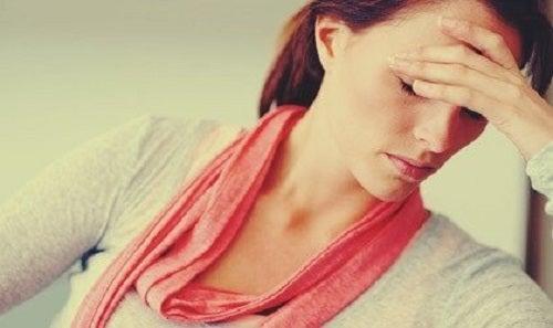 Op welke manier heeft stress een effect op vrouwen?