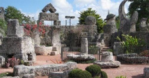 Coral castle een ode aan de liefde