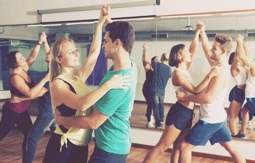 Dansen helpt bij emotioneel beheer