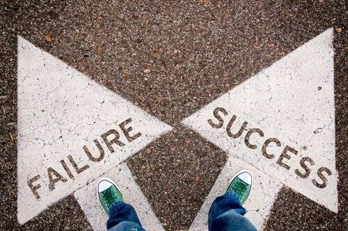 Mislukking of succes