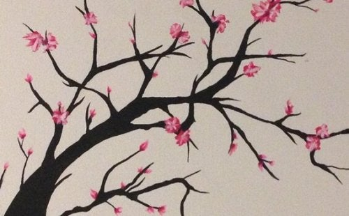 Sakura kersenbloesem