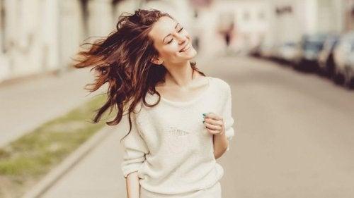 Verander je humeur met positieve taal