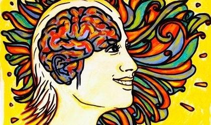 Geluk zit voornamelijk in je linkerhersenhelft