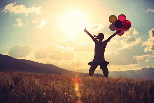 Lef betekent (tijdelijk) je evenwicht verliezen