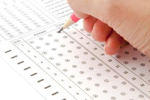 Objectieve tests voor persoonlijkheidsevaluatie