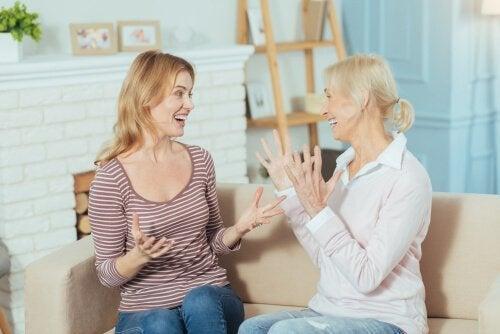 Proxemics: de afstand tussen mensen wanneer ze communiceren