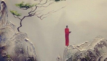 Wat zegt het zen boeddhisme over angst?