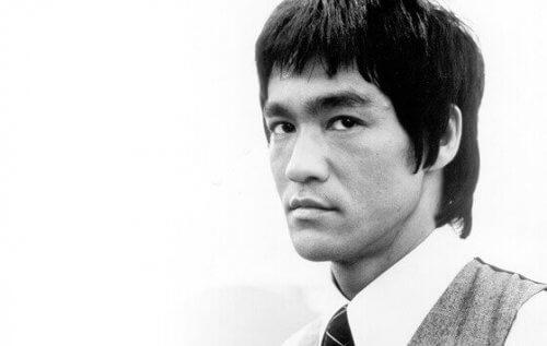 Foto van Bruce Lee