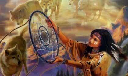 De indiaanse legende van de dromenvanger