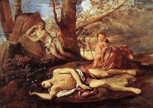 Narcissus en Echo